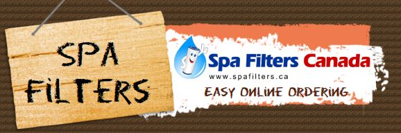 Spa filters Canada online