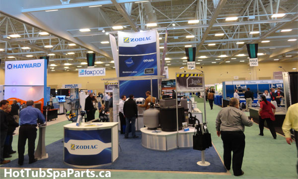 Niagara falls pool and spa show 2012spa filters canada for Pool expo show