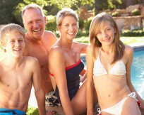 Pool filters will keep the family happy and the water clean