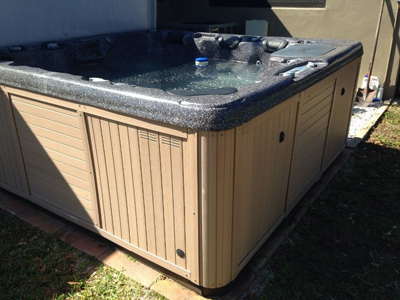 Vita Spa Hot Tub