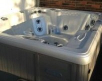 Dynasty spa hot tub