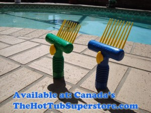 Aqua Comb at The Hot Tub Superstore Canada