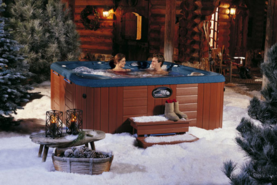 Winter Hot Tub Care