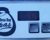 Orca Bay Spas Control