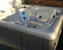 Dynasty spa hot tub