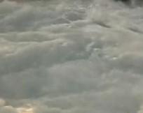Hot tub water foaming
